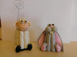 Mouton et lapin