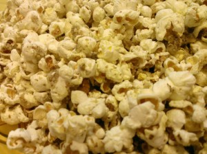 Pop corn au Roquefort Papillon